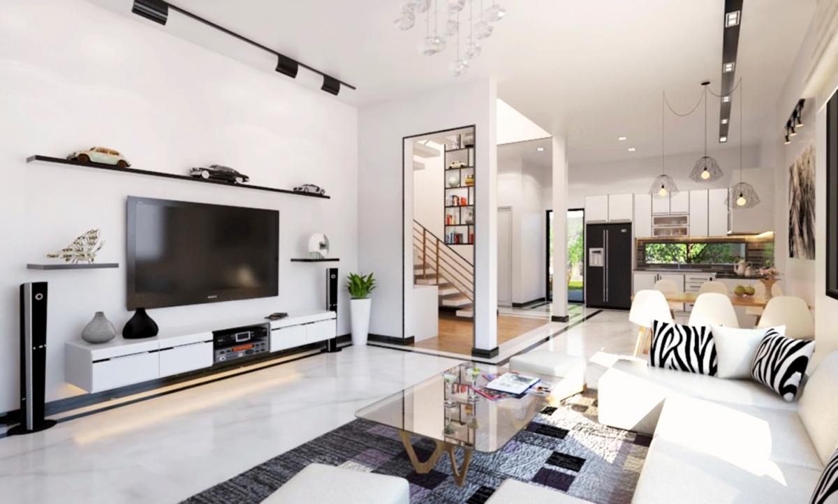 Giá thiết kế nội thất biệt thự